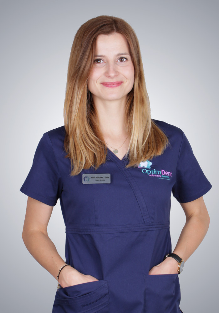 Stomatolog Anna Mikulska-Sidor
