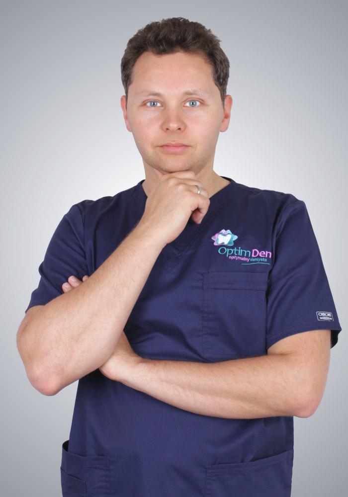 Protetyk Konrad Boblewski Warszawa