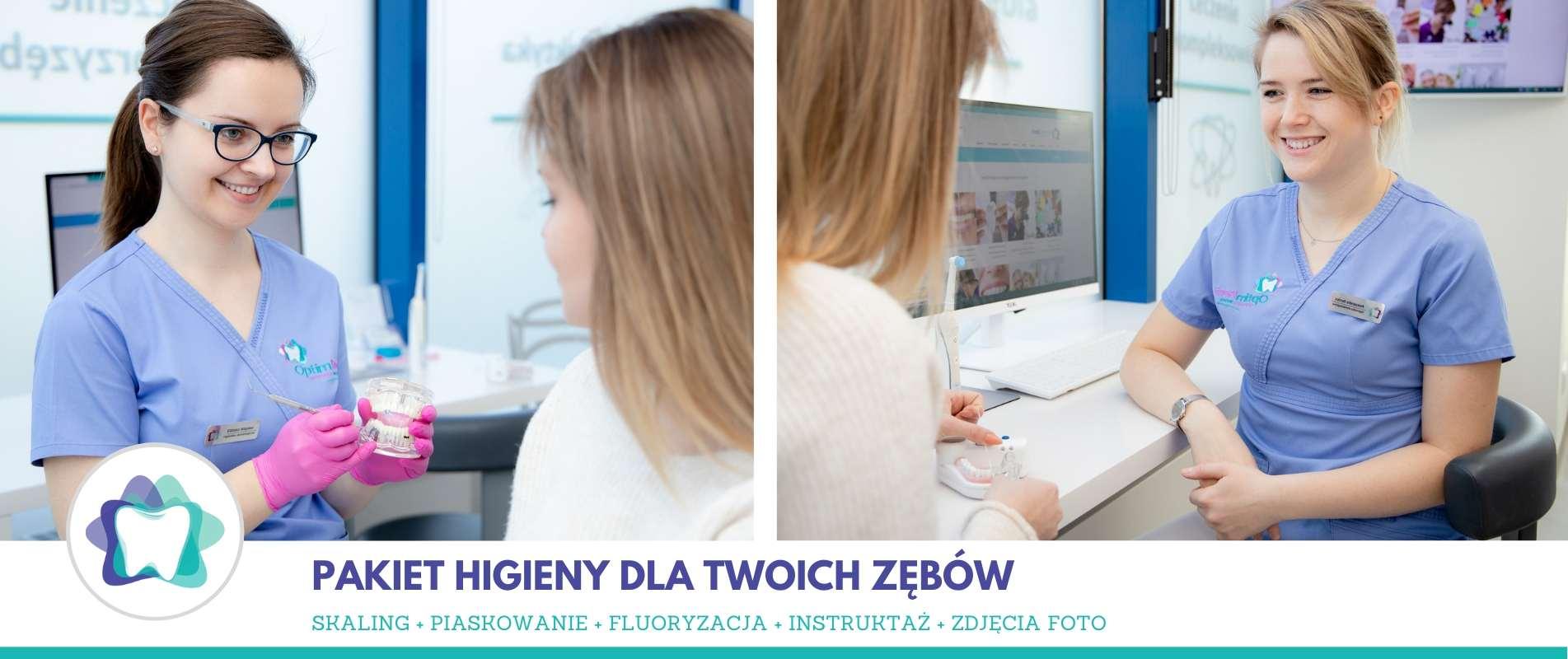 Skaling zębów Warszawa