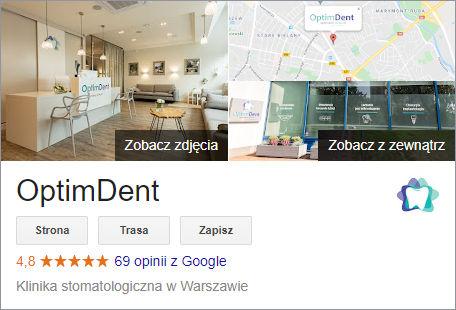Opinie Stomatologia Warszawa