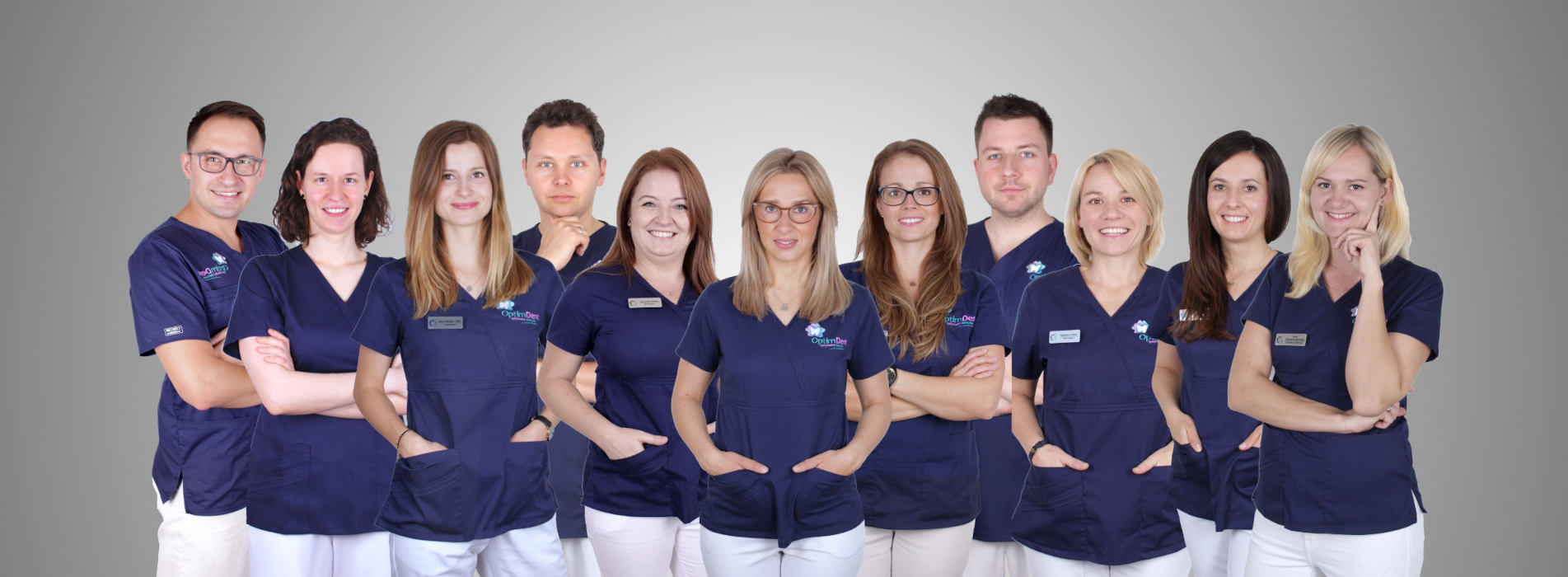 Zespół dentystów w Warszawie